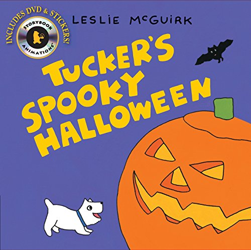 Tucker's Spooky Halloween: Book and Animation (Candlewick Storybook Animations) -
