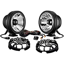 KC HiLiTES 644 6-Inch Pro Sport LED Drive Beam Pack - Pair