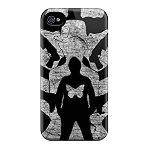 [dIJINJf5047qsYgN] - New Butterfly Effect Protective Iphone 4/4s Classic Hardshell Case