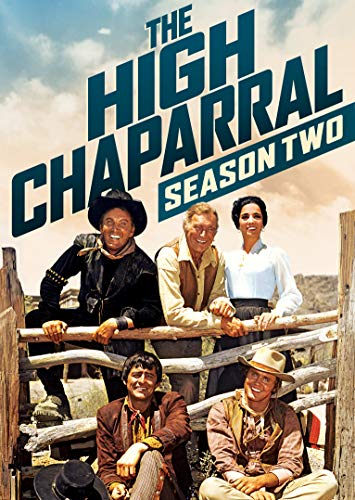 The High Chaparral: Season Two by Shout! Factory