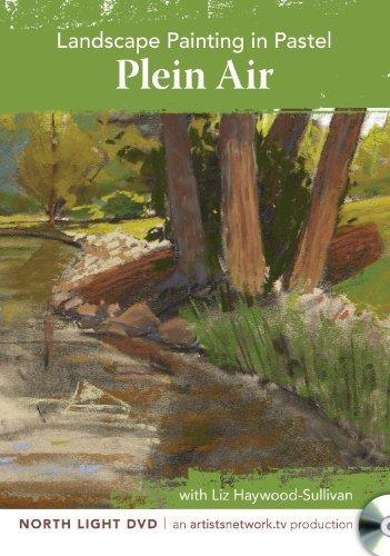 Landscape Painting in Pastel - Plein Air with Liz Haywood-Sullivan