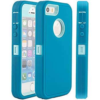 IPhone 5S CaseiPhone SE CaseFogeek Heavy Duty PC And TPU Combo Protective