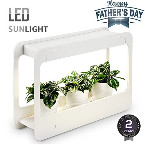 Herb Garden Indoor Kit Light - 1