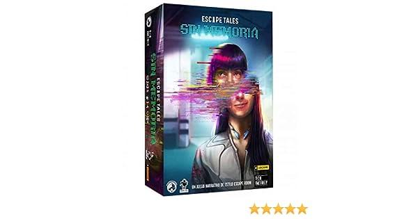 TCG Factory Escape Tales - Sin Memoria: Amazon.es: Juguetes y juegos