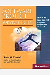 Software Project Survival Guide (Developer Best Practices) Kindle Edition