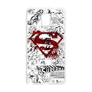 NICKER Superman Cell Phone Case for Samsung Galaxy Note4