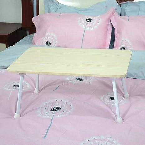 Mesa de Cama Ajustable Mesa de Dormitorio encogible económica Mesa ...