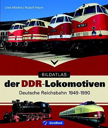 Bildatlas der DDR-Lokomotiven