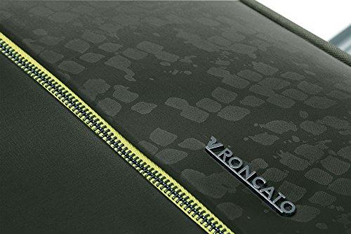 Zero Gravity Dlx Laptop Rollkoffer, 113 liters, Schwarz (Nero) Grün (Verde)