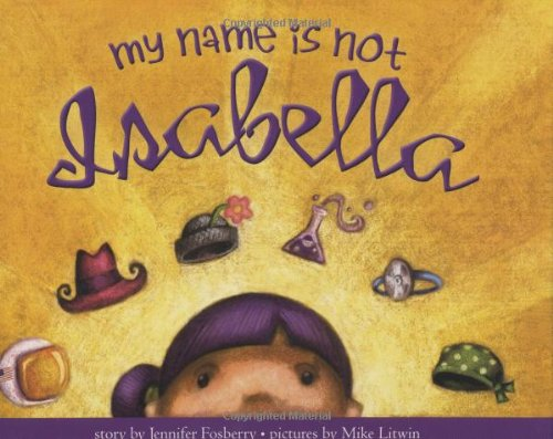 Download My Name is Not Isabella ebook