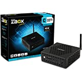 ZOTAC ZBOX C Series Passive Cooling Mini PC, Intel  N3150 Quad-Core CPU, Intel HD Graphics Barebones System (ZBOX-CI323NANO-U)