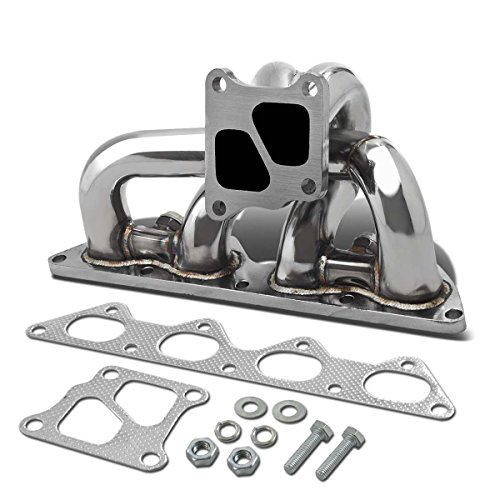 For Mitsubishi Lancer Evolution Stainless Steel Turbo Manifold - EVO 7 8 9 VII VIII IX ()