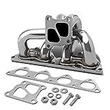 Replacement for Mitsubishi Lancer Evolution Stainless Steel Turbo Manifold - EVO 7 8 9 VII VIII IX