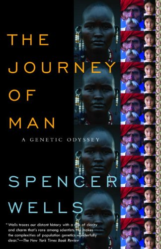 The Journey of Man: A Genetic Odyssey cover