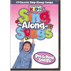 Cedarmont Kids Sing-Along-Songs: Preschool Songs