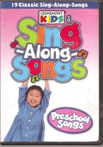 Cedarmont Kids Sing-Along-Songs: Preschool Songs - Childrens Songs Dvd