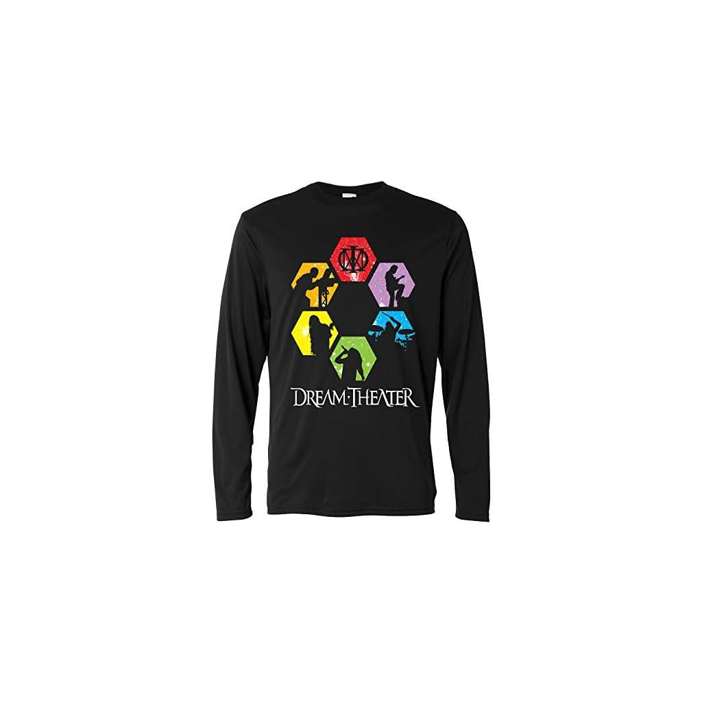 Dream Theater Camiseta