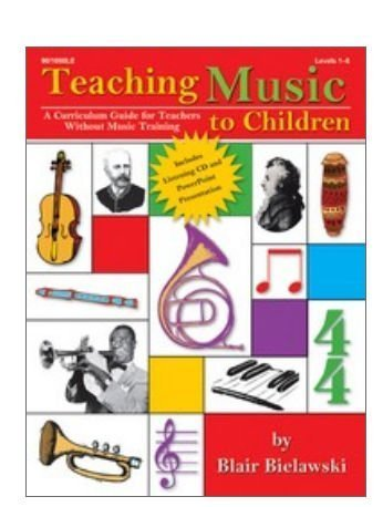 Teaching Music To Children - Reproducible Workbook/Enhanced CD by Lorenz Corporation