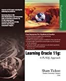 Learning Oracle 11g: A PL/SQL Approach