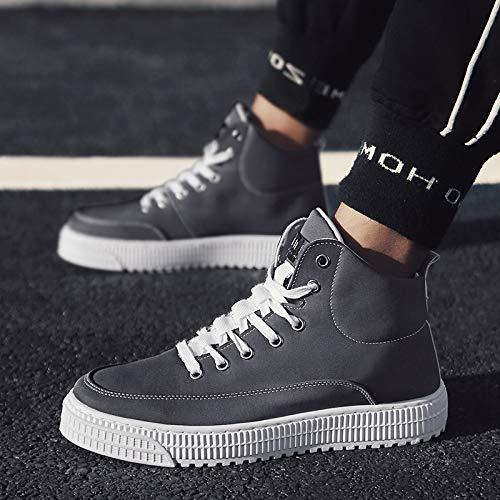 Sneakers Loisirs Hommes Étudiant Chaussures Jeunes NANXIEHO Hiver Et Automne Trend Chaussures Uxq1P