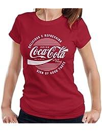 Circle Logo White Text Women's T-Shirt