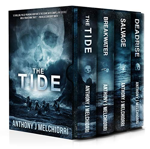 The Tide Series Box Set (Books 1-4): A Post-Apocalyptic Thriller by [Melchiorri, Anthony J]
