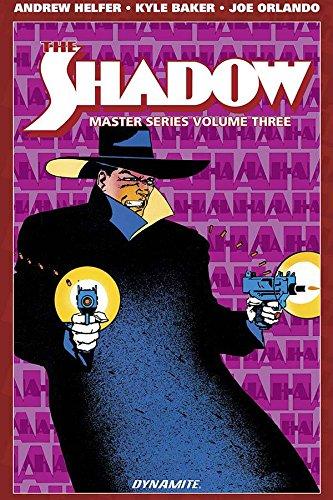 Shadow Master Series Volume 3 (Shadow Master Series Tp) (Kyle Baker Shadow)