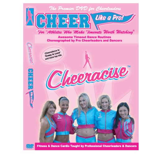 Cheerleading DVD (Outfit Dallas Cowboys Cheerleading Cheerleader)