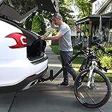 IKURAM 4 Bike Rack Bicycle Carrier Racks Hitch