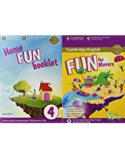 Fun for Movers Student's Book with Online Activities with Audio and Home Fun Booklet 4 4th Edition