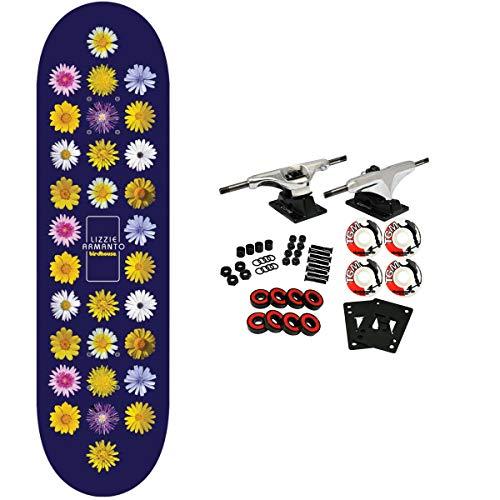 (Birdhouse Skateboard Complete Armanto Floral 8.0