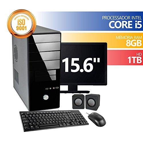 COMPUTADOR INTEL CORE I5 8GB HD1TB MON 15.6 KIT