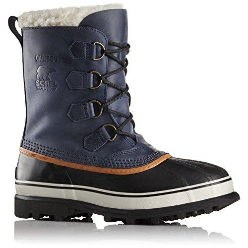 Apres Wool Sorel Ski Homme Caribou BLEU qdt8d4