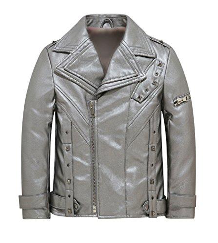 3 4 Leather Jacket - 7