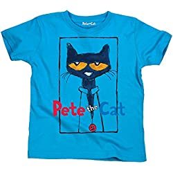 Pete the Cat Officially Licensed Book Character Picture Frame Toddler T-Shirt