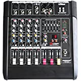 Freeboss Pt5-usb 5 Channel Powered Mixer Amplifier 16 DSP with Usb