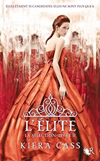 La sélection 02 : L'élite, Cass, Kiera