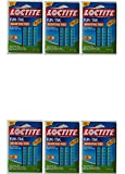 Loctite 1865809 6 Pack 2oz. Fun-Tak Mounting Putty Tabs, Blue