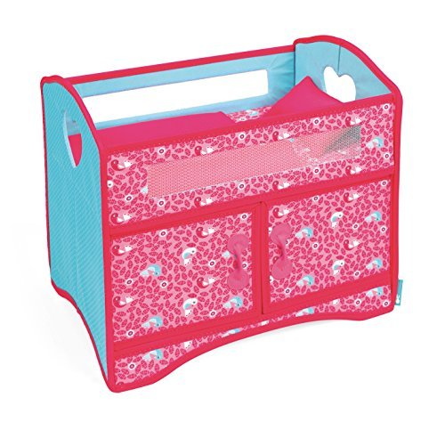 Janod Birdy Paradise Cupboard Bed by (Birdy Bed)