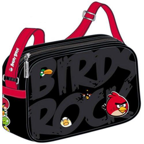 Birds Instituto De Colegio Y Angry Bolsa Hombro qnfOPBPT