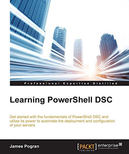 Learning PowerShell DSC Pdf