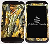 Cellphone Trendz (TM) Hybrid 2 in 1 Case Hard Cover Faceplate Skin Black Silicone and Camo Mossy Hunter Oak Big Branch Snap Protector for LG Google Nexus 4 E960 + Free Wristband Accessory - Cellphone Trendz (TM)