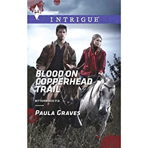 Blood on Copperhead Trail Audiobook