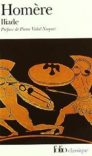 L'Iliade, Homère