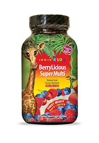 Irwin Naturals BerryLicious Super Multi product image