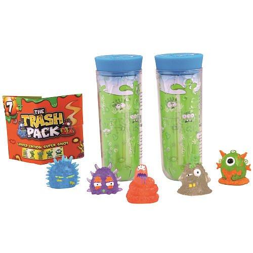 Trash Pack 5 pack Series 7
