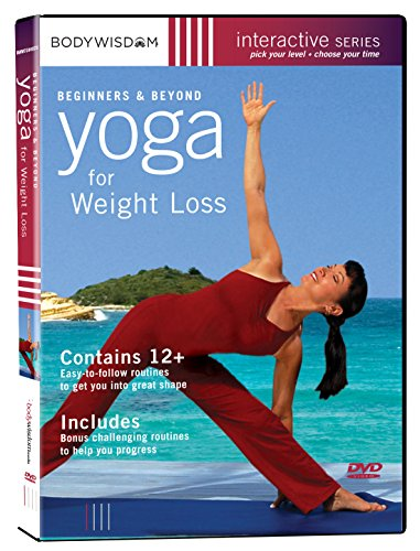 Amazon.com: Beginners & Beyond: Yoga For Weight Loss for ...