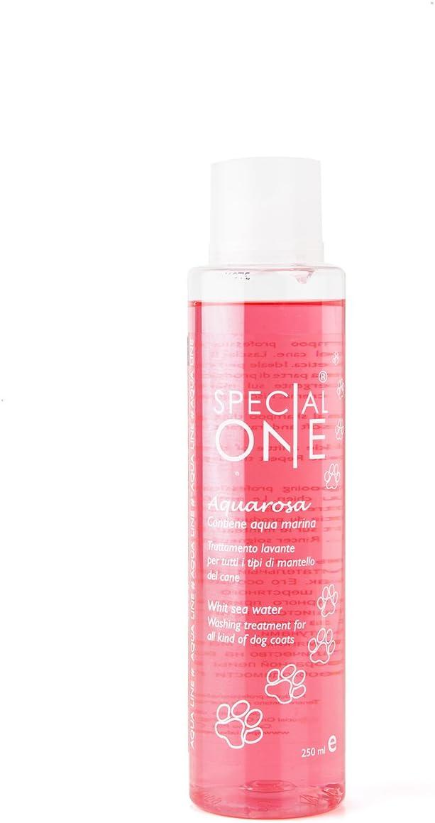 Special One – Shampoo Agua Rosa 250 ml para perros y gatos: Amazon.es: Productos para mascotas