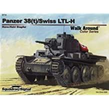 Panzer 38(t) / Swiss LTL-H - Armor Walk Around Color Series No. 13