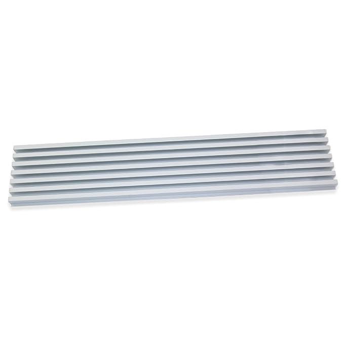 Emuca 8934869 Rejilla de Ventilación para Frigorífico/Horno ...